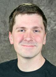 Photo of Kyle E. Harvey