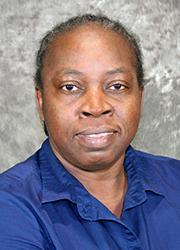 Photo of Mercy A. Okezue